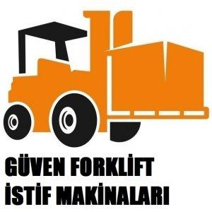 GÜVEN FORKLİFT İSTİF MAKİNALARI GAZİANTEP
