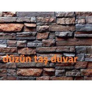 Düzün Taş Duvar Bahçe Duvarı Karayolları Seferihisar/İzmir